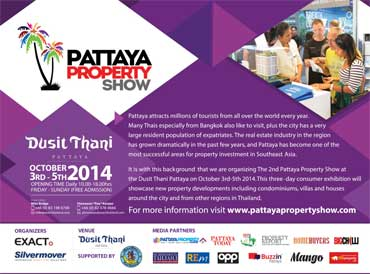 Pattaya Property Show 2014- TiProperty